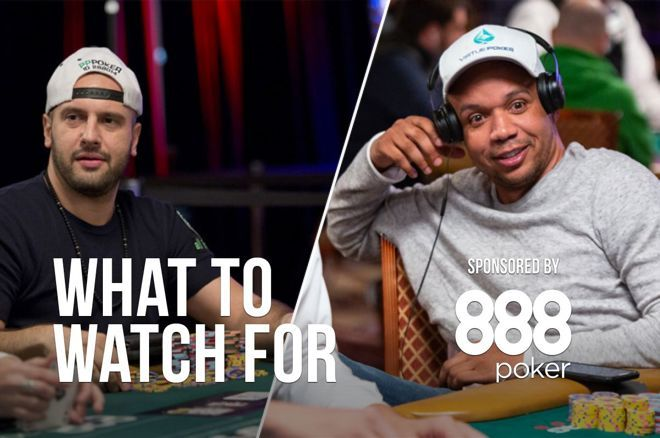 WSOP Day 19: Michael Mizrachi, Phil Ivey Lead Poker Players Championship