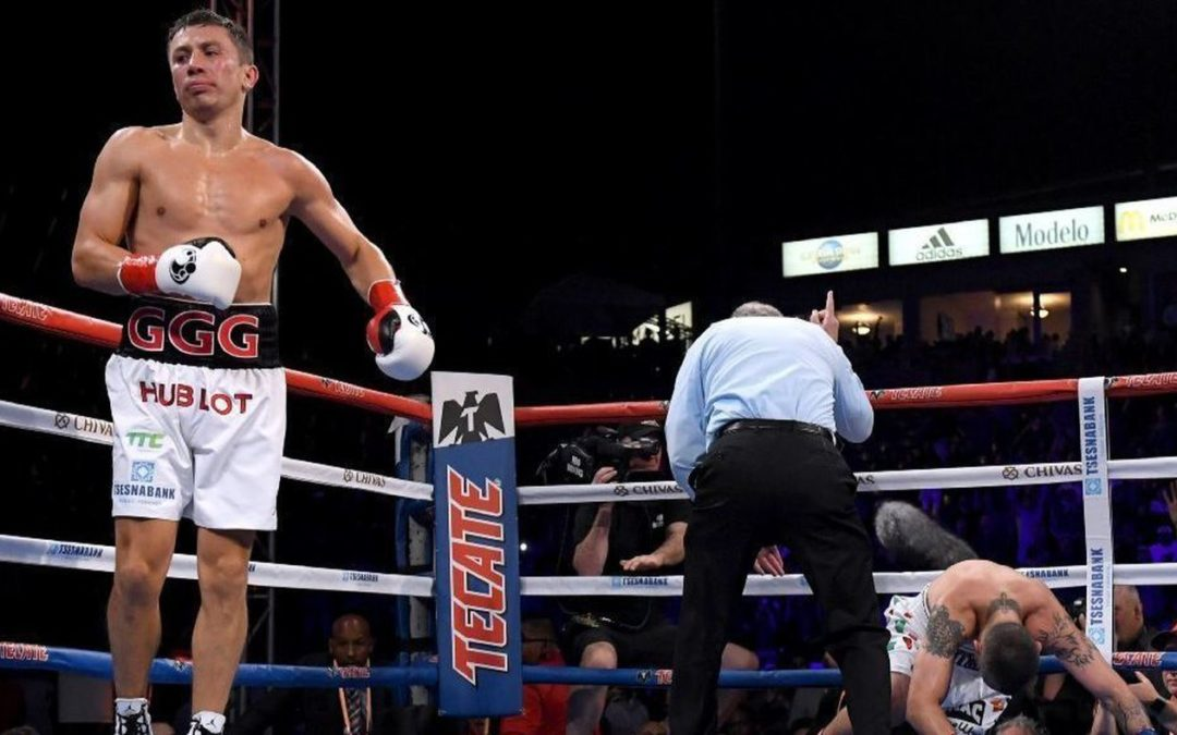 Glendale's Martirosyan KO'd by Golovkin in 2nd round