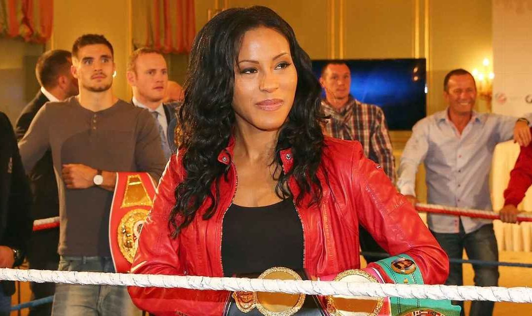 Cecilia Braekhus named winner of inaugural Christy Martin Women's Fighter of the Year award