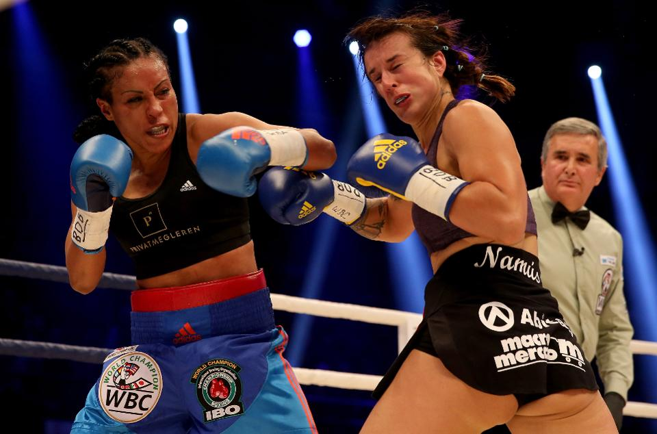 Cecilia Braekhus Is The Best Women's Fighter In The World — And She's Not Doing It To Get Rich