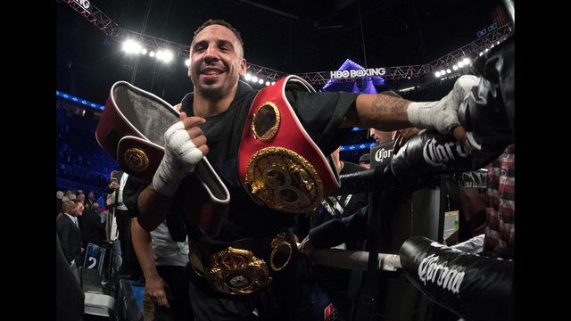 Andre Ward to host amateur boxing event at former Hayward high school