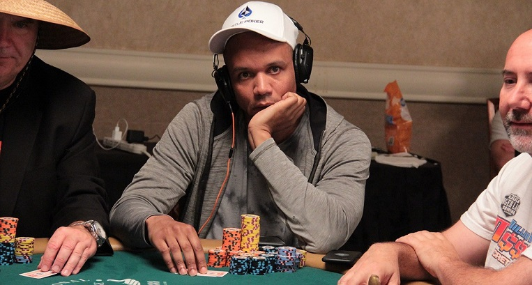 Phil Ivey Bags Big Stack In 2018 World Series of Poker Main Event
